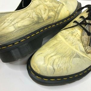 Dr Martens 1461 William Blake Unisex Oxford Shoes